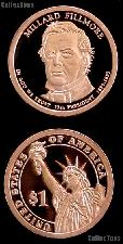 2010-S Millard Fillmore Presidential Dollar GEM PROOF Coin