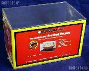 Acrylic Football Display Case by BCW BallQube Grandstand UV Safe Football Case