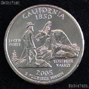 California Quarter 2005-D California Washington Quarter * GEM BU