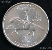 Delaware Quarter 1999-D Delaware Washington Quarter * GEM BU for Album