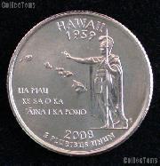 Hawaii Quarter 2008-P Hawaii Washington Quarter * GEM BU for Album