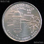 Puerto Rico Quarter 2009-D Puerto Rico Washington Quarter * GEM BU