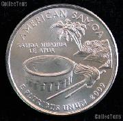 American Samoa Quarter 2009-D American Samoa Washington Quarter * BU