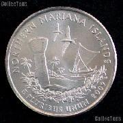 Mariana Islands Quarter 2009-D Northern Mariana Islands Quarter * BU