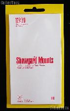 Showgard Pre-Cut Clear Stamp Mounts Size 127/70