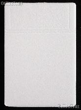 Slab Stamp Holder Inserts for STAMPS by BCW 5 Pack White