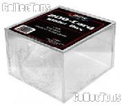 Sports Card Case by BCW 2 Piece Slider Box 200 Card Count