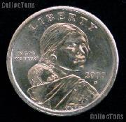 2000-D Sacagawea Dollar BU 2000 Sacagawea SAC Dollar