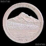 2010-S Oregon Mount Hood National Park Quarter GEM SILVER PROOF America the Beautiful