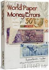 World Paper Money Errors by Morland C. Fischer - Paperback