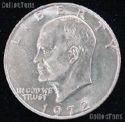 1972 Eisenhower Dollar GEM BU 1972 Ike Dollar