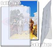 Photo Sleeve 5x7 w/ Stand by BCW 5 x 7 Topload Holder with Stand