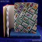 Stamp Collecting Supplies - Stamp Stockbooks