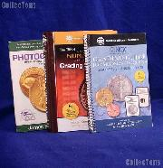 Coin Collecting Books - Coin Grading Books