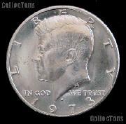 1973-D Kennedy Half Dollar  GEM BU 1973 Kennedy Half
