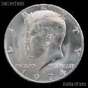 1974-D Kennedy Half Dollar GEM BU 1974 Kennedy Half