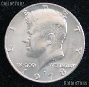 1978-D Kennedy Half Dollar GEM BU 1978 Kennedy Half