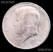 1964-D Kennedy Silver Half Dollar GEM BU 1964 Kennedy Half Dollar