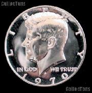 1970-S Kennedy Silver Half Dollar * GEM Proof 1970-S Kennedy Proof