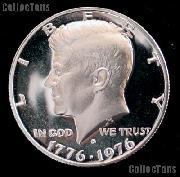 1976-S Clad Kennedy Half Dollar * GEM Proof 1976-S Kennedy Proof