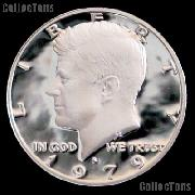 1979-S Type 1 Kennedy Half Dollar * GEM Proof 1979-S Kennedy Proof