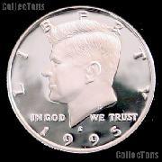 1995-S Kennedy Half Dollar * GEM Proof 1995-S Kennedy Proof