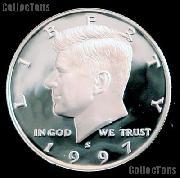 1997-S Kennedy Half Dollar * GEM Proof 1997-S Kennedy Proof