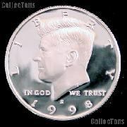 1998-S Kennedy Half Dollar * GEM Proof 1998-S Kennedy Proof