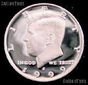 1999-S Kennedy Half Dollar * GEM Proof 1999-S Kennedy Proof