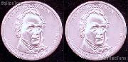 2010 P&D James Buchanan Presidential Dollar GEM BU 2010 Buchanan Dollars