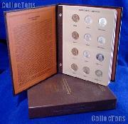 Sacagawea Set 2000 - 2014 BU & Proof Sacagawea Dollar Set (45 coins) in Dansco Album #8183