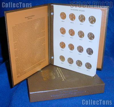 Sacagawea Set 2000 - 2014 BU SAC & Native American Dollar Set (30 coins) in Album #7183