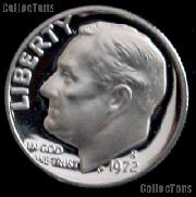 1972-S Roosevelt Dime PROOF Coin 1972 Dime