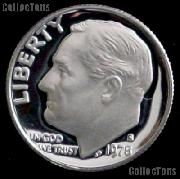 1978-S Roosevelt Dime PROOF Coin 1978 Dime