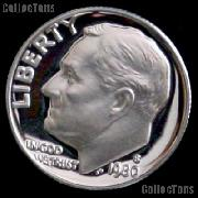 1980-S Roosevelt Dime PROOF Coin 1980 Dime