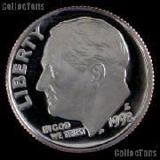 1998-S Roosevelt Dime SILVER PROOF 1998 Dime Silver Coin