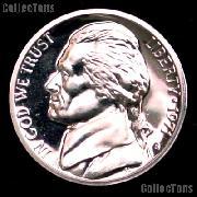 1971-S Jefferson Nickel PROOF Coin 1971 Proof Nickel Coin