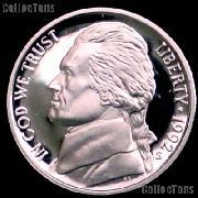 1992-S Jefferson Nickel PROOF Coin 1992 Proof Nickel Coin