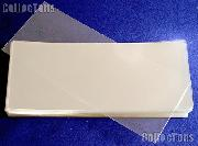 Bill Holder Museum Quality Auction Size by Dupont 100 Pack Melinex 9 x 3 3/4