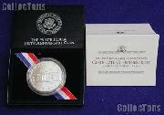 1992-D White House 200th Anniversary Commemorative Uncirculated Silver Dollar