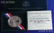 1994-W Women in Military Service Commemorative Uncirculated Silver Dollar