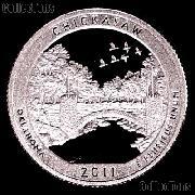 2011-S Oklahoma Chickasaw National Park Quarter GEM PROOF America the Beautiful
