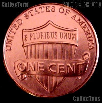 2012 Lincoln Shield Cent - Union Shield * BU