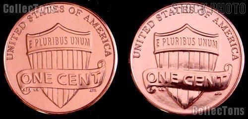 2012 P&D Lincoln Shield Cent - Union Shield Cents