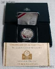 1992-P Christopher Columbus Qunicentenary Proof Commemorative Silver Dollar