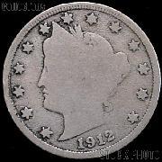 1912 Liberty Head V Nickel G-4 or Better