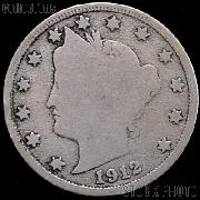 1912-S Liberty Head V Nickel G-4 or Better
