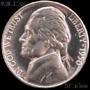 1950 Jefferson Nickel PROOF Coin 1950 Proof Nickel Coin