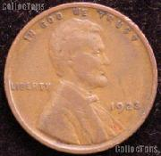 1923 Wheat Penny Lincoln Wheat Cent Circulated G-4 or Better