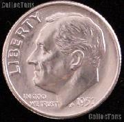 1957-D Roosevelt Silver Dime Gem BU (Brilliant Uncirculated)